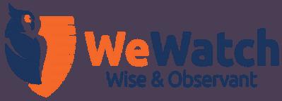 wewatch logo gardiennage surveillance belgique bruxelles