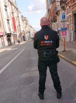 Agent de sécurité et de gardiennage WeWatch