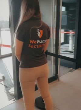 Agent de gardiennage WeWatch Security